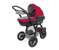 Коляска 3 в 1 Chicco Trio Activ3 Red Berry